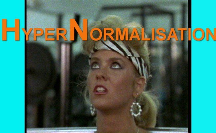 hyper-normalisation