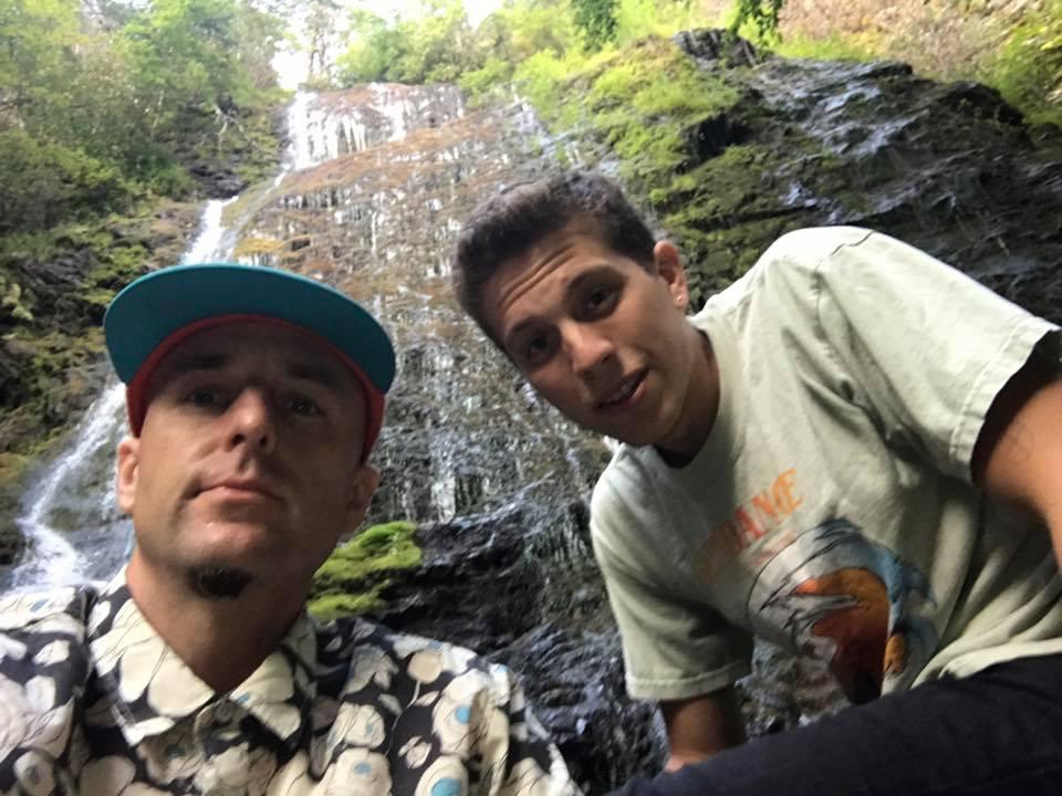Asher & Sebi Mingo Falls