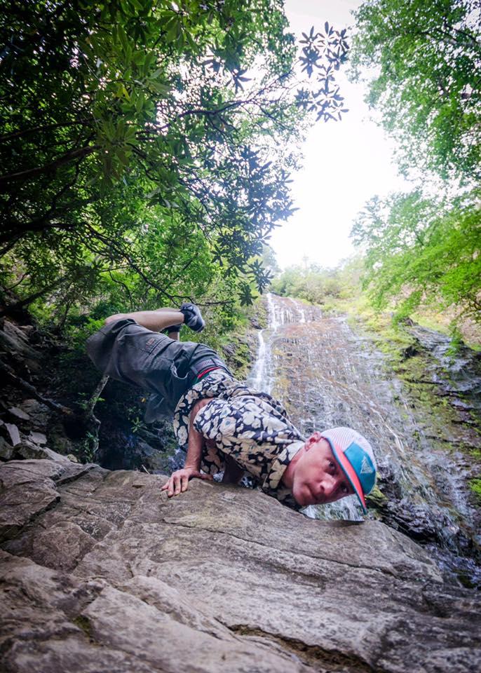 Brae Chi Yo Mingo Falls